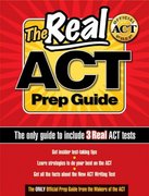 The Real Act Prep Guide 1st Edition 9780768919752 0768919754