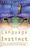 The Language Instinct 1st edition 9780060958336 0060958332