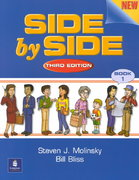 Side by Side 1 3rd Edition 9780130267443 0130267449