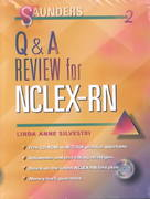 Saunders Q & A Review for the NCLEX-RN® Examination 2nd edition 9780721692388 0721692389
