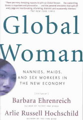 Global Woman 1st edition 9780805075090 0805075097