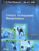 Clinical Orthopaedic Rehabilitation 2nd edition 9780323011860 0323011861