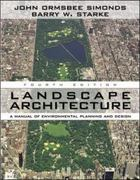 Landscape Architecture, Fourth Edition 4th edition 9780071491266 0071491260