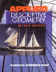 Applied Descriptive Geometry 2nd Edition 9780827379121 0827379129