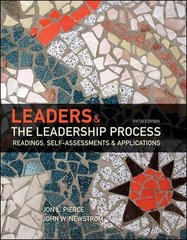 Leaders and the Leadership Process 5th edition 9780073530284 007353028X