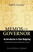 Memos to the Governor 2nd edition 9781589010192 1589010191