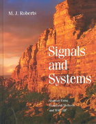 Signals and Systems: Analysis of Signals Through Linear Systems 1st edition 9780072930443 0072930446
