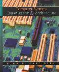 Computer Systems Organization and Architecture