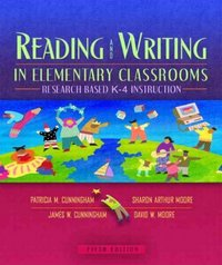 Reading and Writing in Elementary Classrooms 5th edition 9780205463701 0205463703