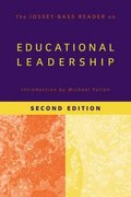 The Jossey-Bass Reader on Educational Leadership 2nd edition 9780787984007 0787984000