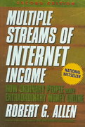 Multiple Streams of Internet Income 2nd edition 9780471783275 0471783277