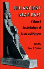Ancient Near East, Volume 1 1st Edition 9780691002002 0691002002