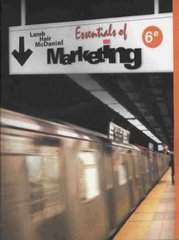 Essentials of Marketing 6th edition 9780324656206 0324656203