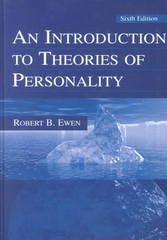 An Introduction to Theories of Personality 6th edition 9781135629854 1135629854