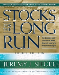 Stocks for the Long Run, 4th Edition 4th Edition 9780071494700 0071494707