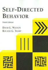 Self-Directed Behavior 9th edition 9780495093244 0495093246