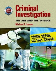 Criminal Investigation 5th edition 9780136133063 0136133061