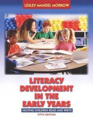 Literacy Development in the Early Years 5th Edition 9780205392568 0205392563