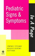 In A Page Pediatric Signs & Symptoms 1st edition 9781405104272 1405104279