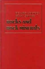 Rocks and Rock Minerals 1st edition 9780471029342 0471029343
