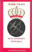 King Leopold's Soliloquy 0 9780717806874 0717806871