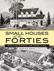 Small Houses of the Forties 0 9780486455983 048645598X