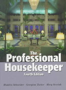 The Professional Housekeeper 4th edition 9780471291930 0471291935