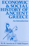 Economic and Social History of Ancient Greece 0 9780520042674 0520042670