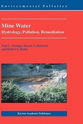 Mine Water 1st edition 9781402001376 1402001371