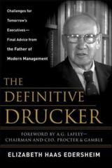 The Definitive Drucker 1st Edition 9780071472333 0071472339