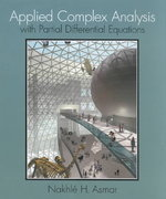 Applied Complex Analysis with Partial Differential Equations 1st Edition 9780130892393 0130892394