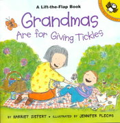 Grandmas are for Giving Tickles 0 9780140567182 0140567186