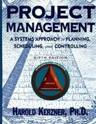 Project Management 6th edition 9780471288350 0471288357