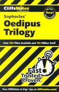 CliffsNotes on Sophocles' Oedipus Trilogy 1st edition 9780764585814 0764585819