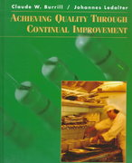 Achieving Quality Through Continual Improvement 1st Edition 9780471092209 0471092207