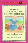 Oliver, Amanda, and Grandmother Pig 0 9780140373868 0140373861