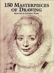 150 Masterpieces of Drawing 1st Edition 9780486210322 0486210324