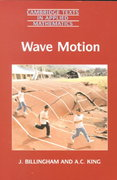 Wave Motion 1st edition 9780521634502 0521634504