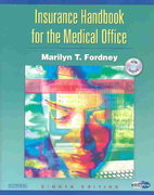 Insurance Handbook for the Medical Office with HIPAA 8th edition 9780721605173 0721605176