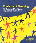 Contexts of Teaching 1st edition 9780135981115 0135981115