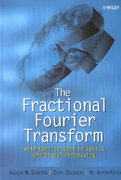 The Fractional Fourier Transform 1st edition 9780471963462 0471963461