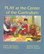 Play at the Center of the Curriculum 2nd edition 9780136119975 0136119972