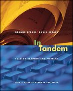 In Tandem: College Reading and Writing 1st Edition 9780073385709 0073385700