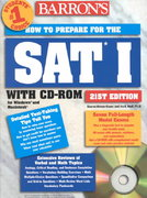 How to Prepare for the SAT I 21st edition 9780764174407 0764174401