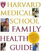Harvard Medical School Family Health Guide 0 9780684863733 0684863731