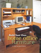 Build Your Own Home Office Furniture 0 9781558705616 1558705619