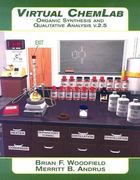 Virtual ChemLab, Organic Chemistry, Student Lab Manual/ Workbook and CD Combo Package, v 2.5 3rd edition 9780132388276 0132388278