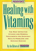 Prevention's Healing with Vitamins 0 9781579540180 157954018X