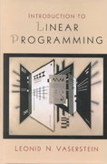 Introduction to Linear Programming 1st Edition 9780130359179 0130359173