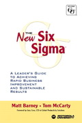 The New Six Sigma 1st edition 9780131013995 0131013998